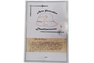 Acta Periodica 2013