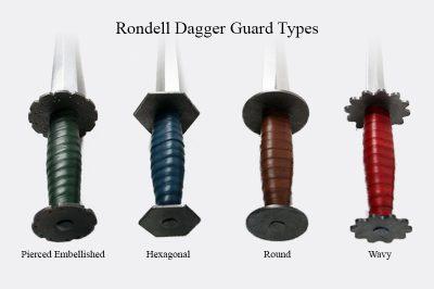 Regenyei Daggers