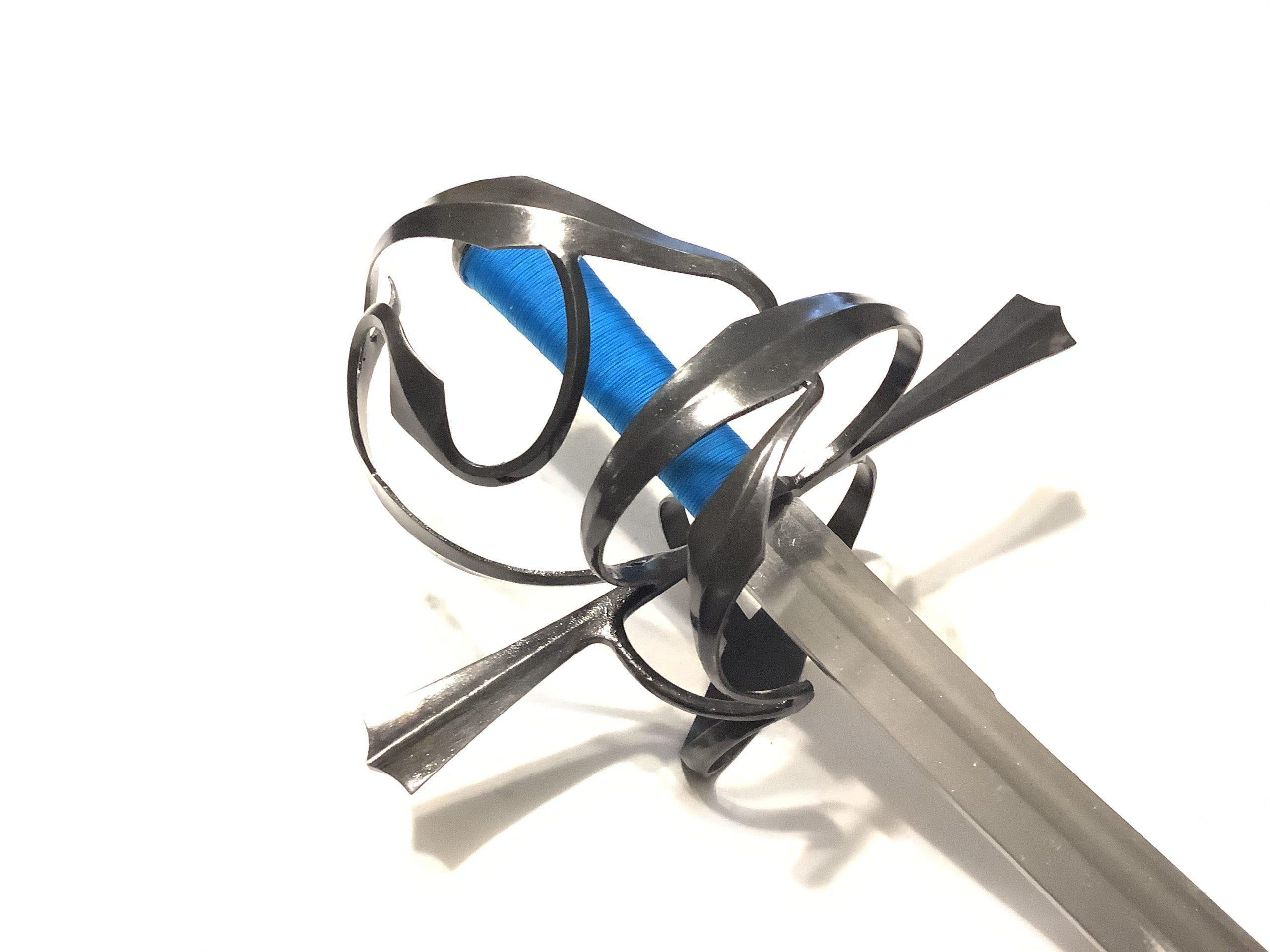BA Fancy War Dussack Blue Cord (8)